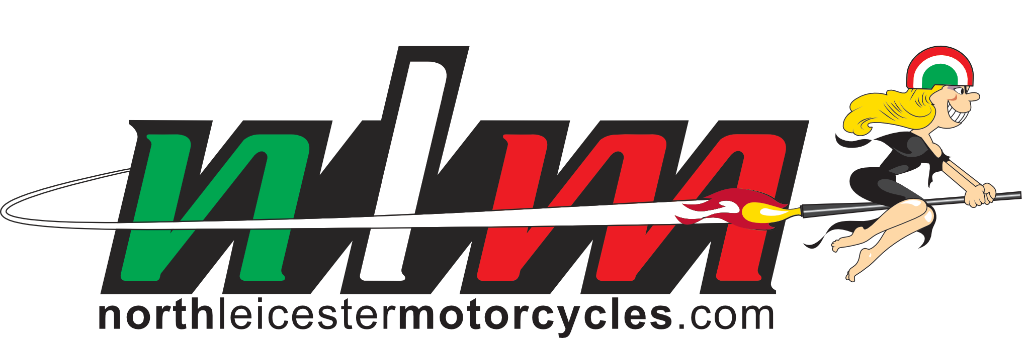 North Leicester Motorcycles Logo